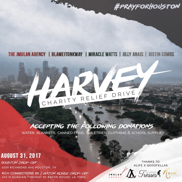 Together We Can… Rebuild Houston #JoinUs