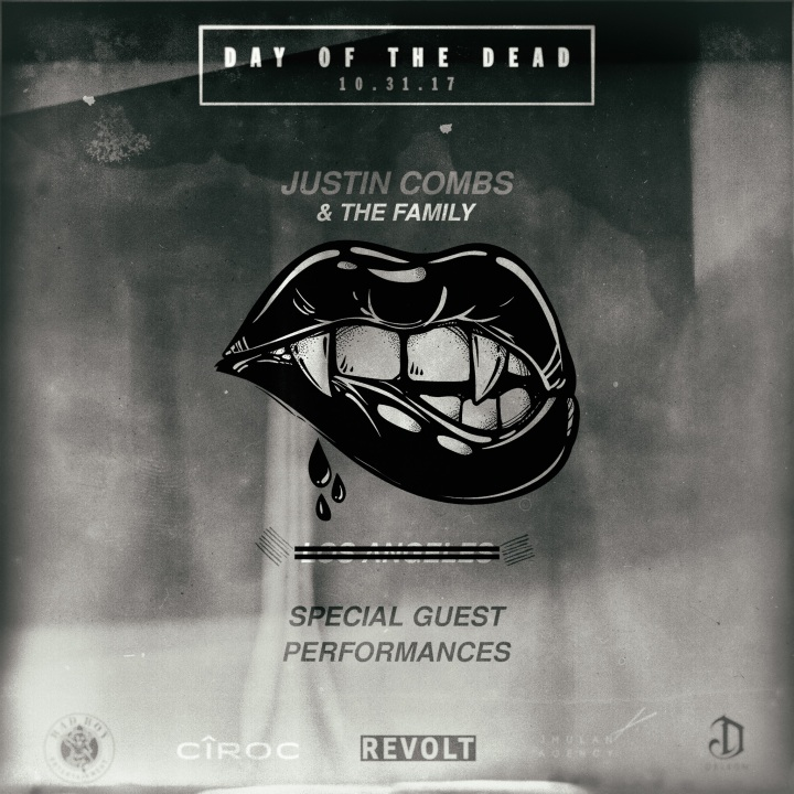 You're Invited- Day of the Dead W/ Justin Combs & Family