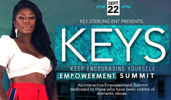KEY STERLING PRESENTS: K.E.Y.S EMPOWERMENTSUMMIT
